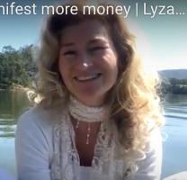 Beautiful ways to manifest more money | With Lyza Saint Ambrosena